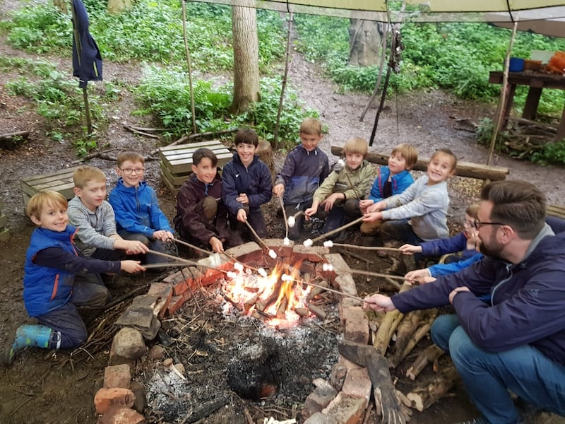 Home Educating Families | Rewilding Adventure