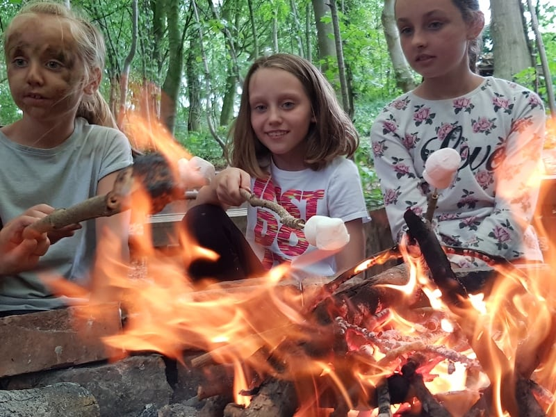 Forest School | Rewilding Adventure