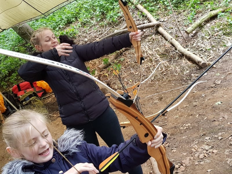 Book Archery Skills | Rewilding Adventure