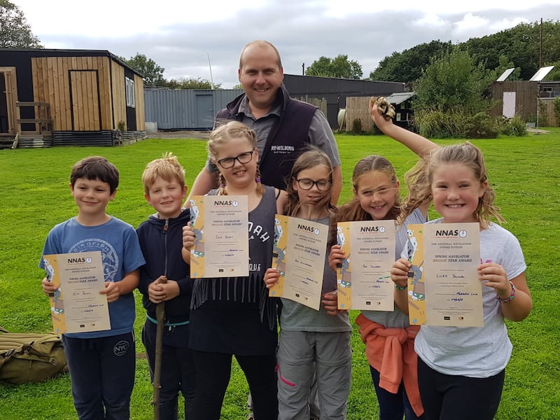 Outdoor Learning For Schools   Rewilding Adventure
