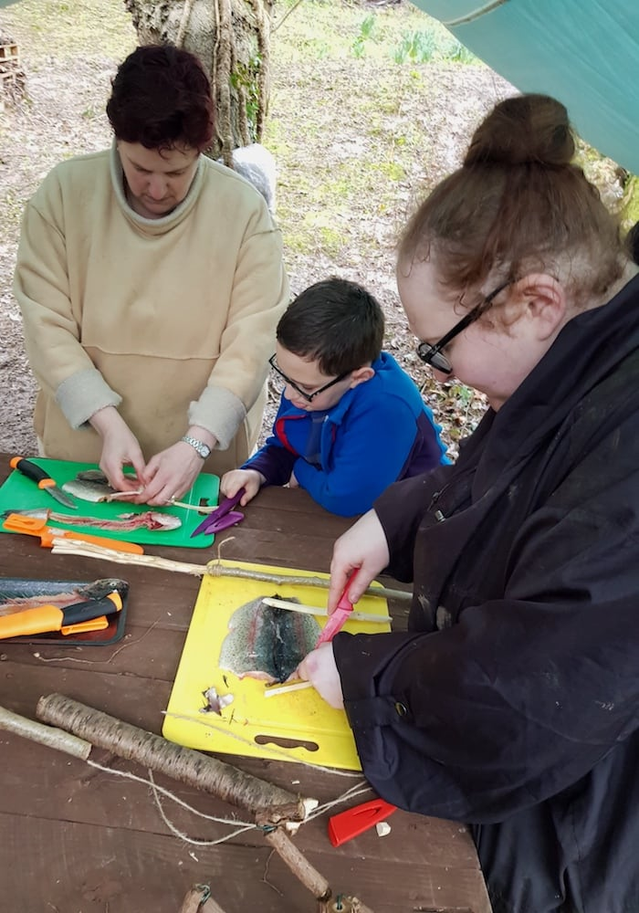 Home Educating Families   Rewilding Adventure
