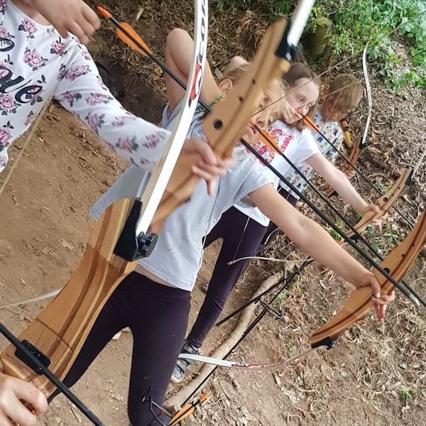 Archery Skills & Courses | Rewilding Adventure