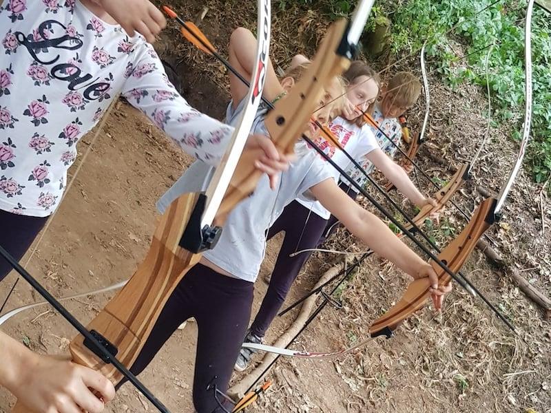 Archery Skills & Courses | Rewilding Adventure
