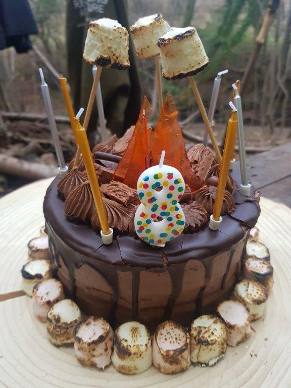 Childrens Outdoor Party Birthday Bushcraft   Rewilding Adventures