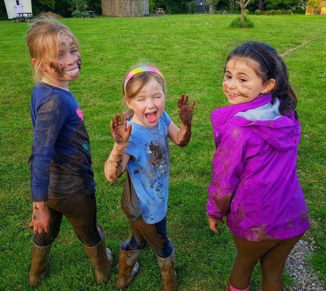 Forest School Mucky Bums