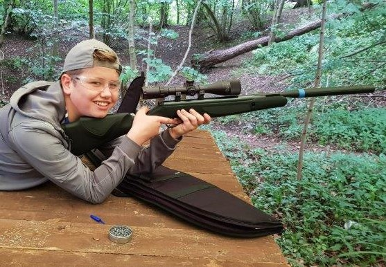Youth & Community Groups | Rifle Shooting | Rewilding Adventure