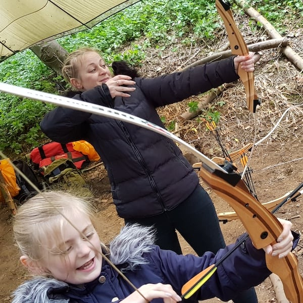 Archery Session | Rewilding Adventure