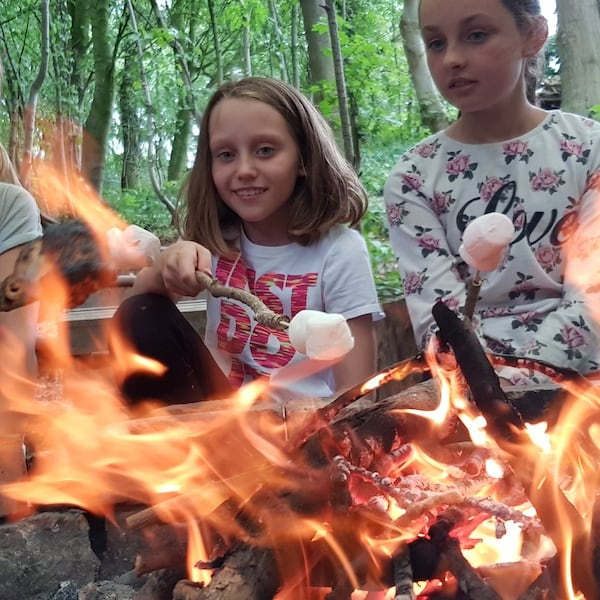 Family Bushcraft Morning | Rewilding Adventure