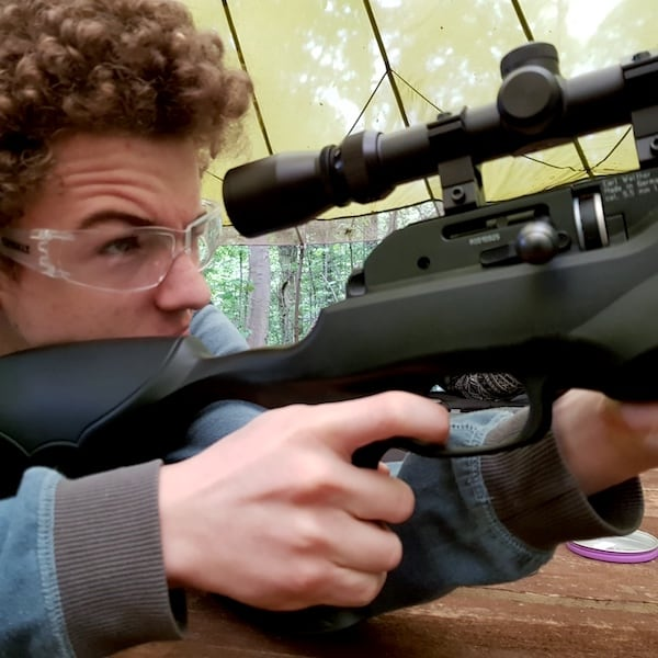 Rifle Shooting | Rewilding Adventure