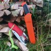 Bushcraft Rewilding Forest School Silky Saw SheathKnife Mora Kniv