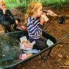 Feral Club Bushcraft Forest School Woodland Rewilding Adventure