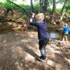 Feral Club Rewilding Adventure Forest School River Woodland Traverse Bushcraft
