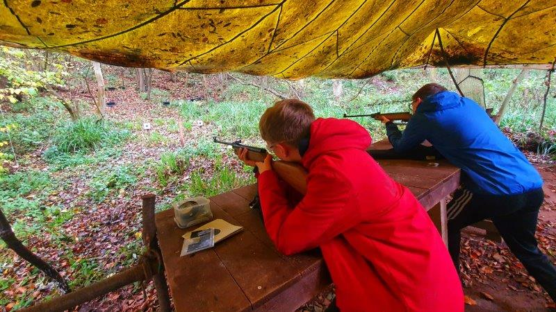 Rifle Shooting Target Sports Wild Activity Day