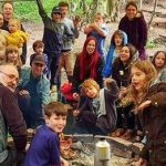 Wildlings Home Education Forest School Camp Banner