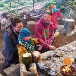 Forest School Family Campfire