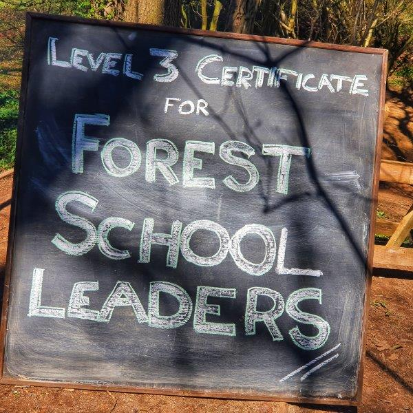 Level 3 Certificate Forest School Leaders Practitioner
