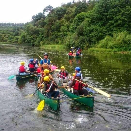 Canoeing Summer HAF